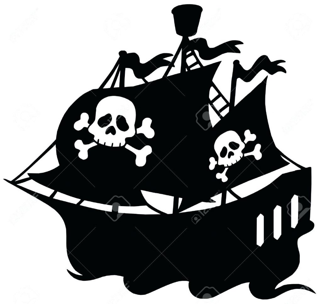 1024x966 Wall Arts ~ Pirate Ship Wall Art Concept Art Pirate Ship Metal