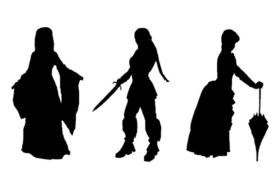 570x370 Silhouettes