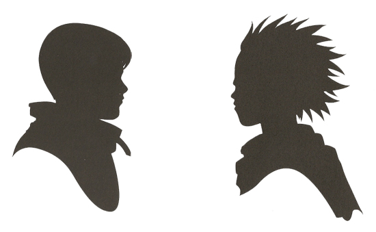 550x339 Book Reviews Silhouettes From Popular Culture And The Great