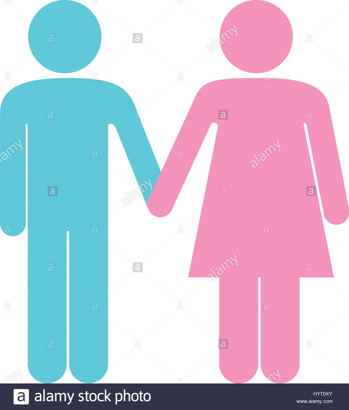 1184x1390 Colorful Pictogram Silhouette Couple Holding Hands Stock Vector