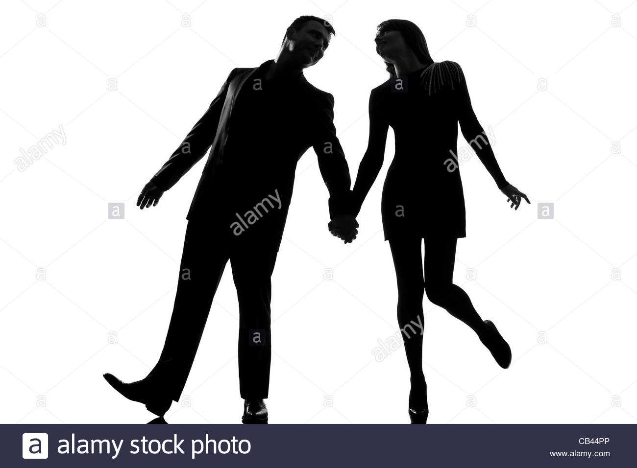 1300x956 One Lovers Caucasian Couple Man And Woman Walking Holding Hands