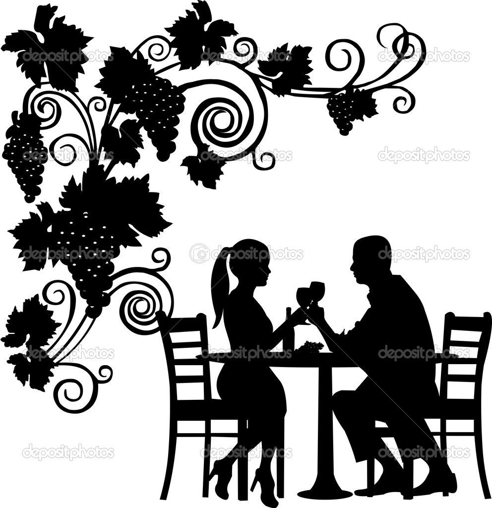 992x1024 Animated Women Toasting Wine Glass Toast With Glass Of Wine