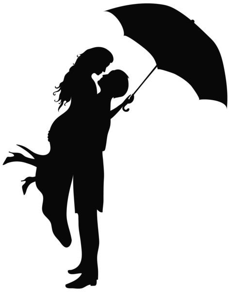 474x600 Pin By Liz Ferrer On Um. Couple Silhouette, Romantic