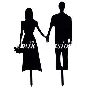 Silhouette Couple Wedding
