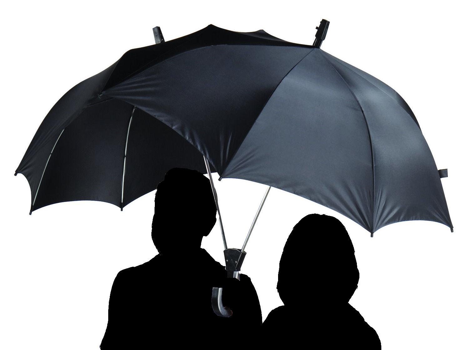 1509x1118 Logo Umbrellas Dual Umbrella