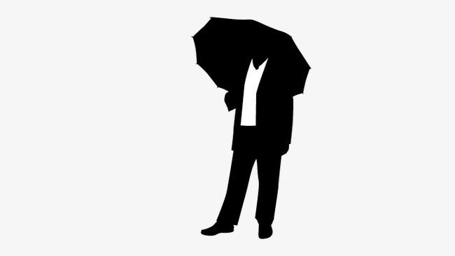 650x366 Umbrella Boys Standing, Man Standing, People Standing Silhouette