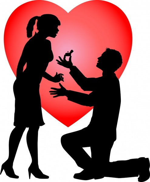 494x600 Happy Couples And Couples Vector Free Vector In Encapsulated