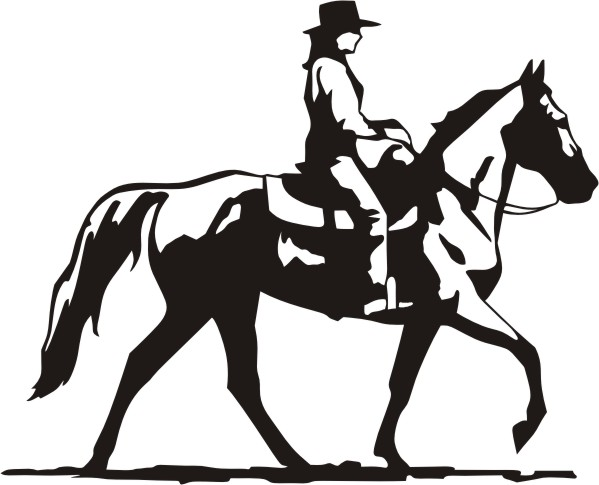 599x485 Cowgirl On Horse Clipart Amp Cowgirl On Horse Clip Art Images