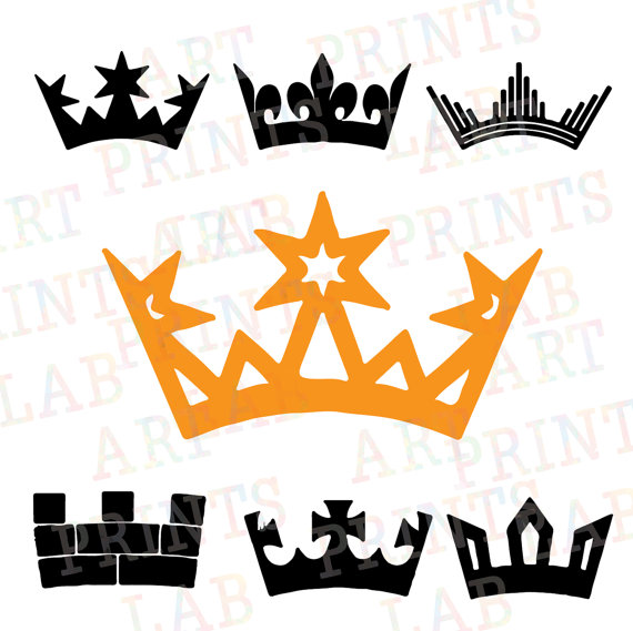 570x569 Crown Clipart File,crown Clipart Instant Download,crown Clipart