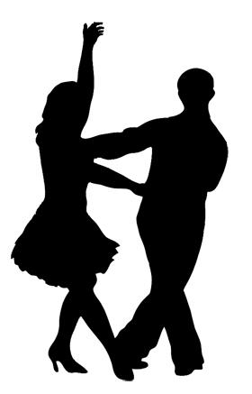 280x437 Dancer Silhouette