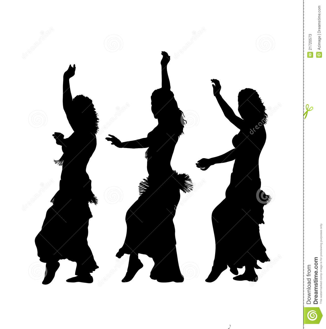 1288x1300 Belly Dance Clipart