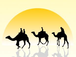 310x233 Camel Silhouettes Graphics Free Vectors Ui Download