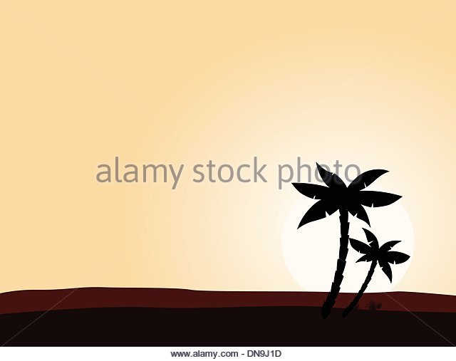 640x507 Desert Island Palm Tree On Stock Photos Amp Desert Island Palm Tree