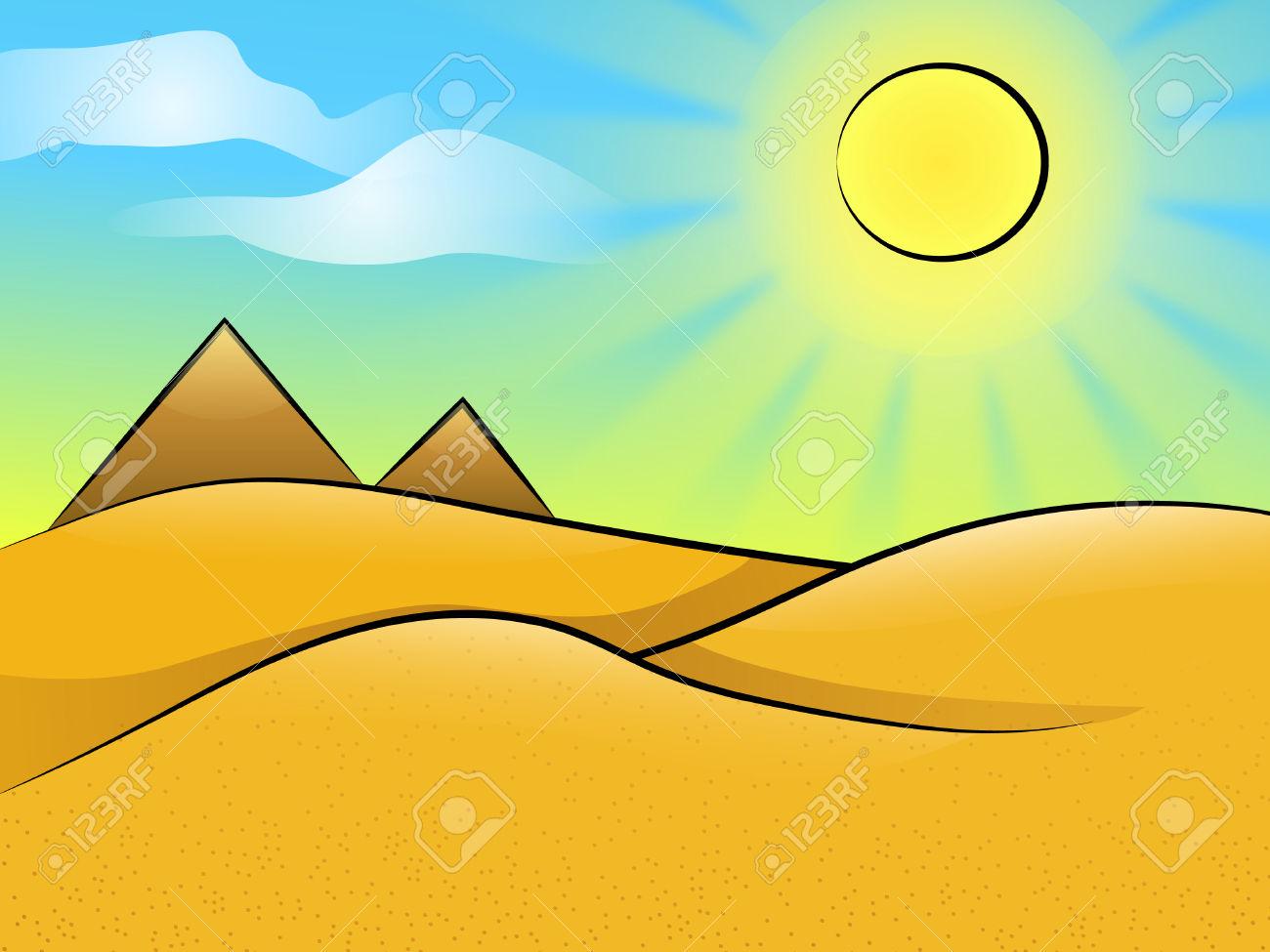1300x975 Dune Clipart Desert Landscape 3492642