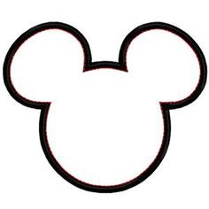 236x236 Free Download Mickey Silhouette Clipart For Your Creation
