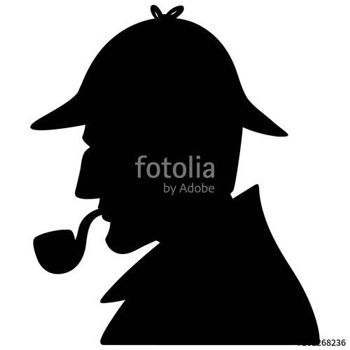 500x500 Detective Silhouette Stock Image And Royalty Free Vector Files