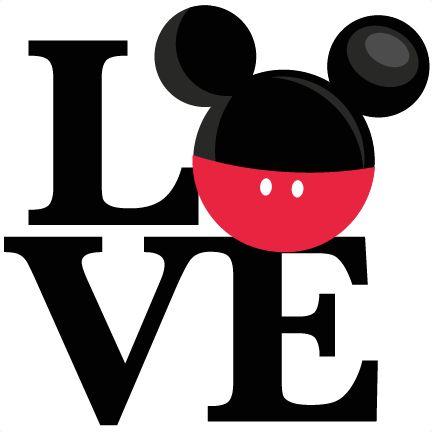 432x432 Love Mouse Boy Title Svg Scrapbook Cut File Cute Clipart Files