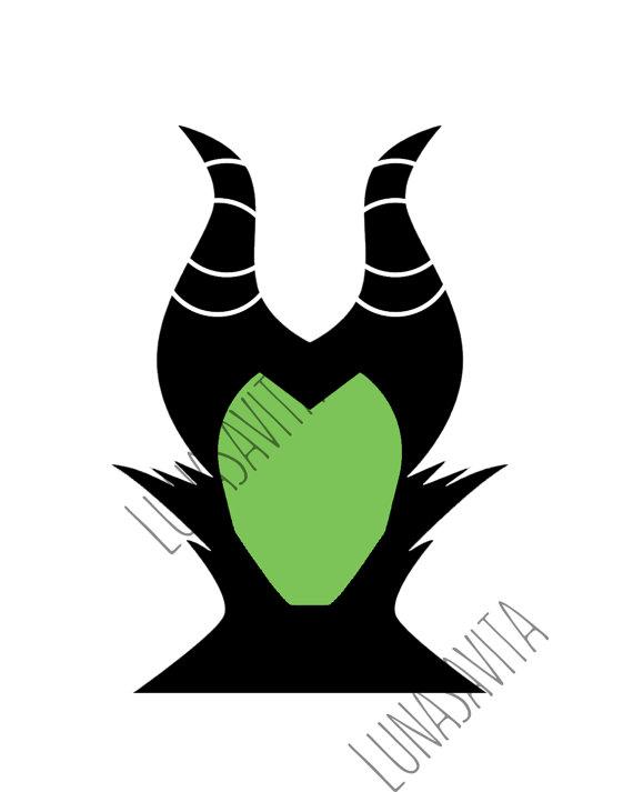570x713 Maleficent Disney Inspired Design Svg, Dxf For Cricut Design Space