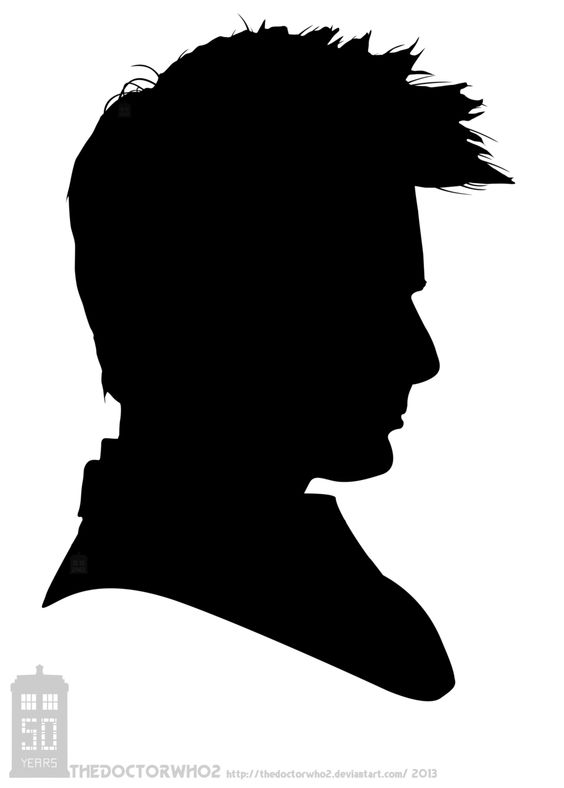 564x788 Pin By Frank Williams On Who Is The Doctor Silhouette