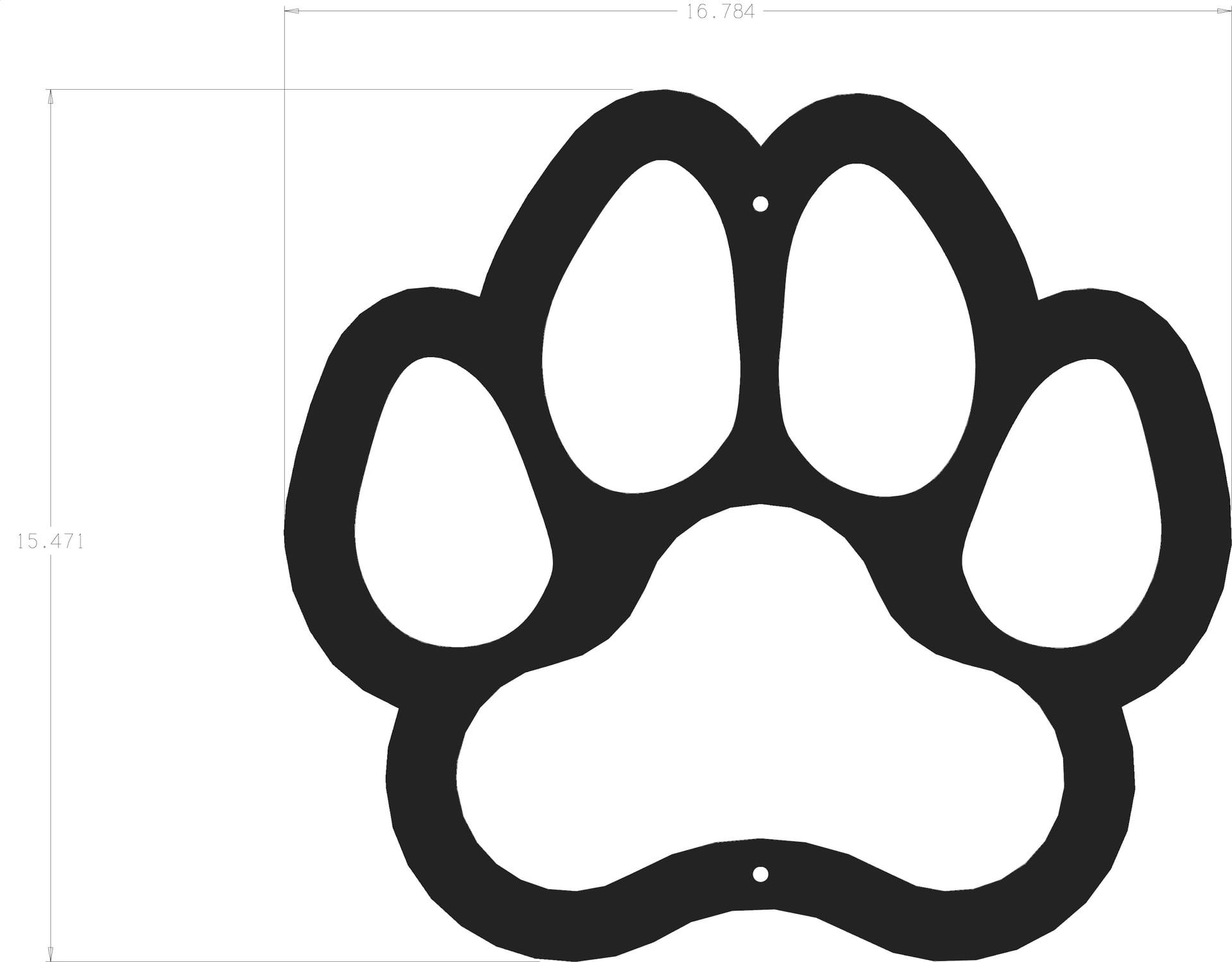 1920x1500 Dog Silhouettes