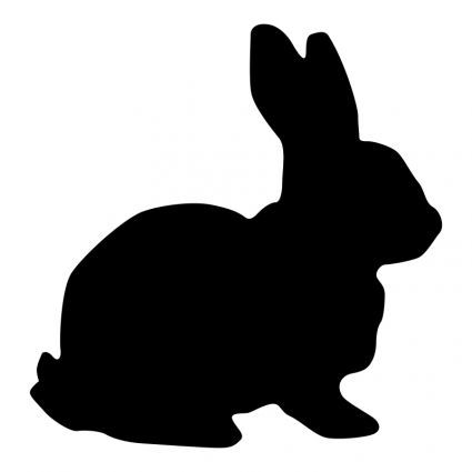 425x425 Reserved For Lynne Custom Vinyl Lettering Vinyl Decals Rabbit