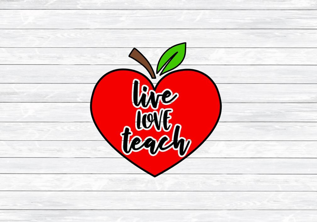 1008x705 Teacher Svg Live Love Teach Educator Shirt Teacher Shirt