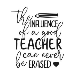 300x300 The Influence Of A Good Teacher Silhouette Design, Teacher