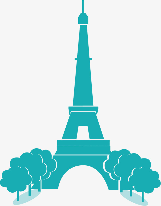 650x832 Monochrome Tower, Eiffel Tower, Silhouette, Eiffel Tower Png