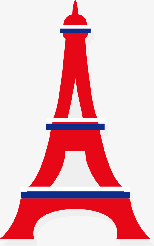 650x1037 Red Tower, Eiffel Tower, Silhouette, Eiffel Tower Png And Vector