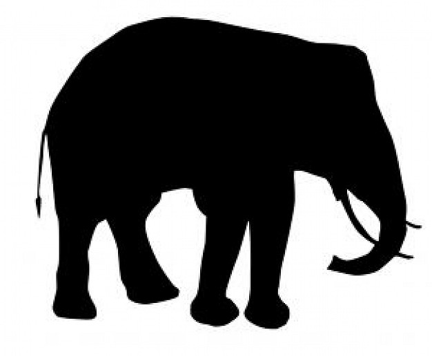 626x517 Elephant Silhouette Vectors, Photos And Psd Files Free Download