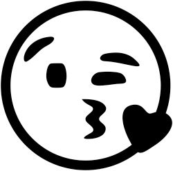 Silhouette Emojis