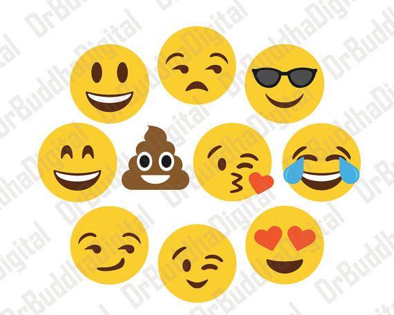 570x456 Emoji Svg Collection