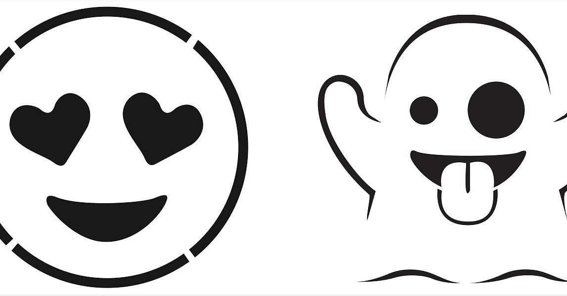 1146x600 Here Are The Emoji Pumpkin Templates Of Your Dreams Pumpkin