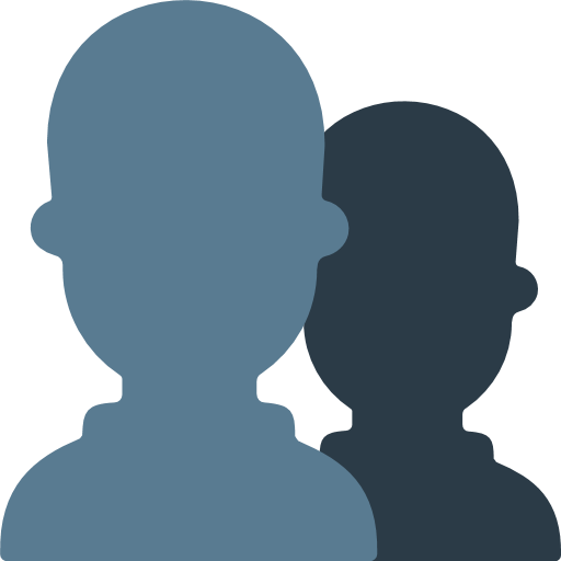 512x512 Busts In Silhouette Emoji For Facebook, Email Amp Sms Id  11420