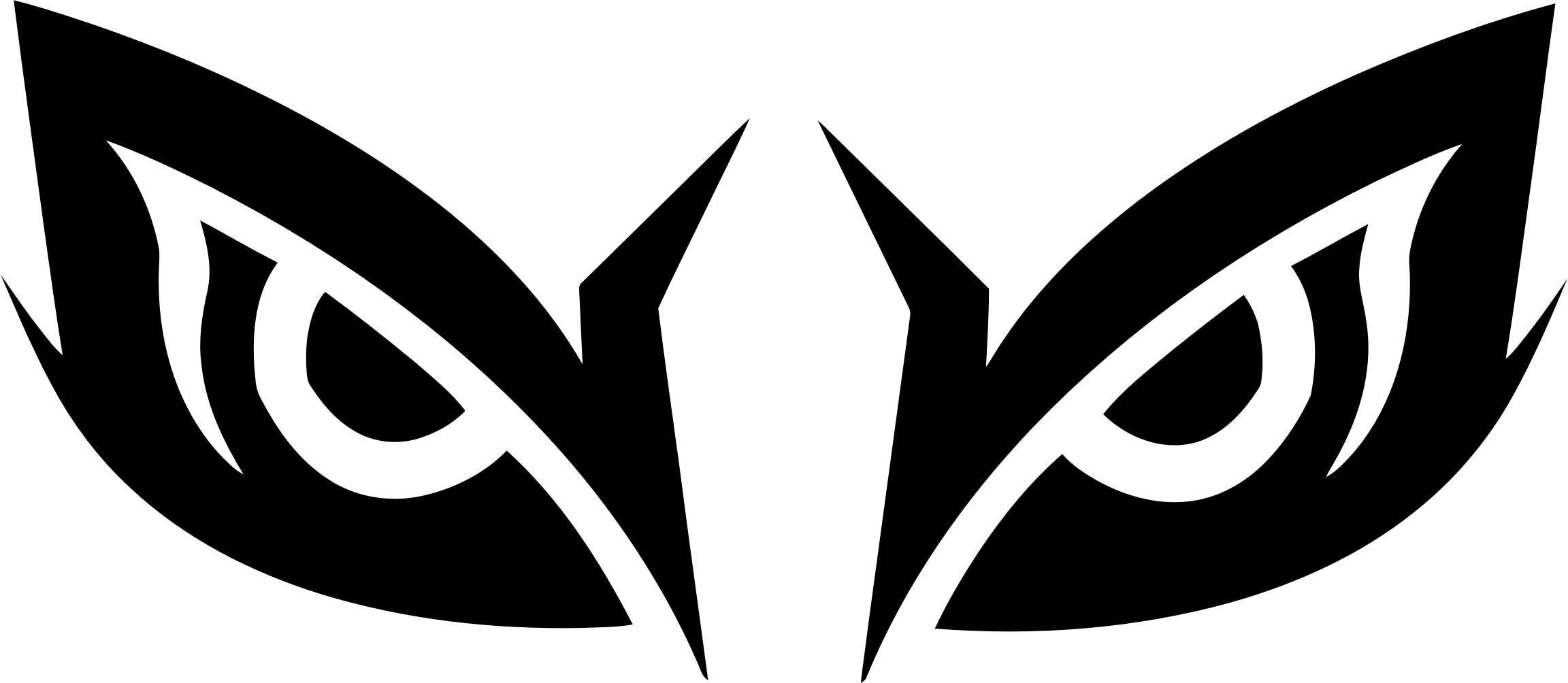 2304x1004 Clipart