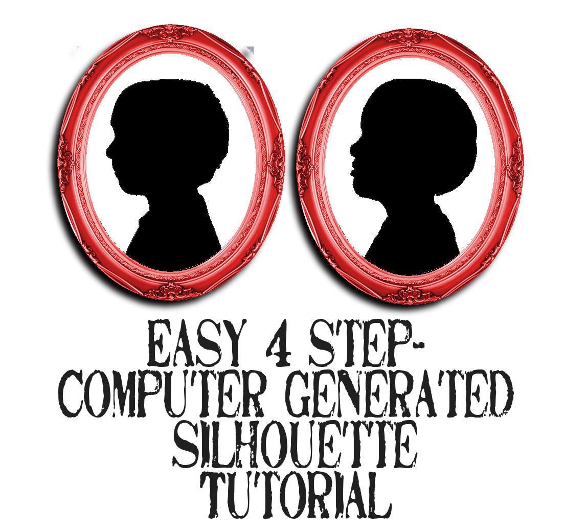 1103x1041 Everyday Mom Ideas Simple 4 Step Photo Editing Silhouette