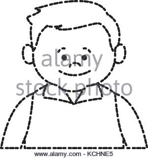300x323 Happy Family Concept. Black And White Family Portrait Silhouette