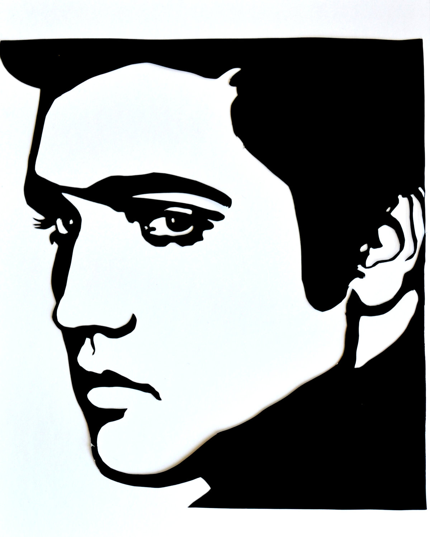 1199x1500 Free Famous Faces Silhouette Clipart