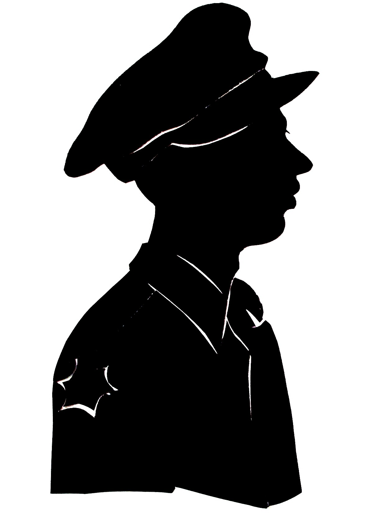 1197x1674 12 Famous People Silhouette Graphics Images