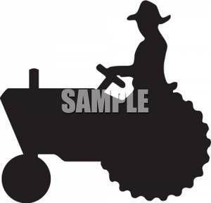 300x288 Farmer Cliprt Free Silhouette Clipart Of Farmer Driving