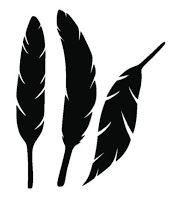 171x200 Feathers Free Svg Download (The Free Svg Blog) Feathers, Cricut