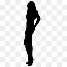 260x260 Free Download Female Body Shape Human Body Woman Silhouette Clip