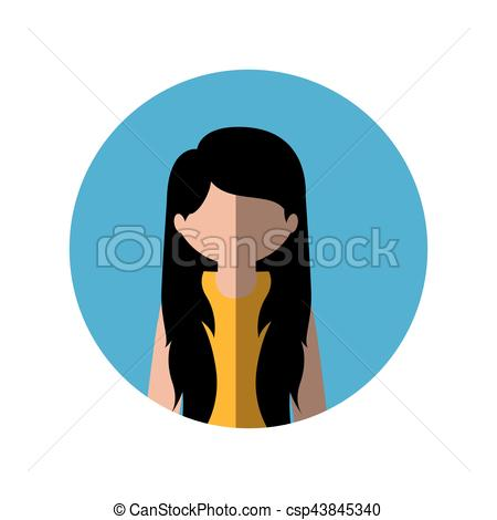 450x470 Shadows Clipart Female Body
