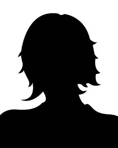 239x300 Silhouette Headshot Clip Art