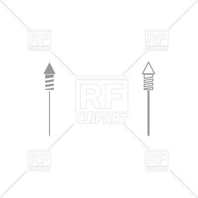 400x400 Rockets For Fireworks