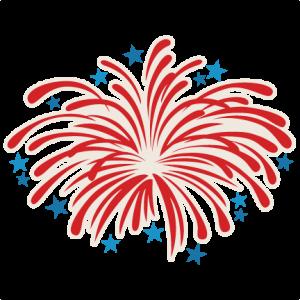300x300 Daily Free Cut File} Firework Blast
