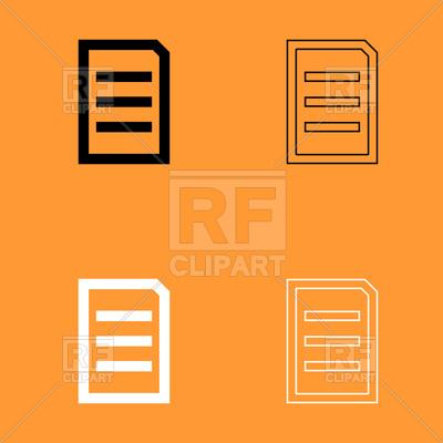 400x400 Document Sheet