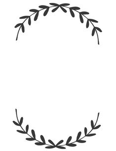 235x305 Free Wreaths Amp Laurels For Graphic Design Free Digital Graphics