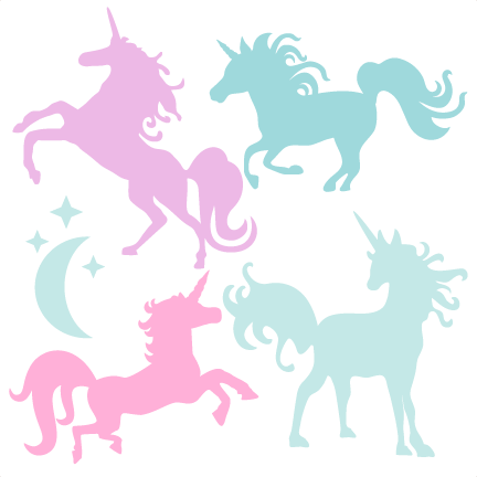 432x432 Miss Kate Cutables Freebie Of The Day (32615). Unicorn
