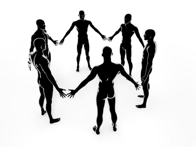 640x480 Cooperation Friends Friends